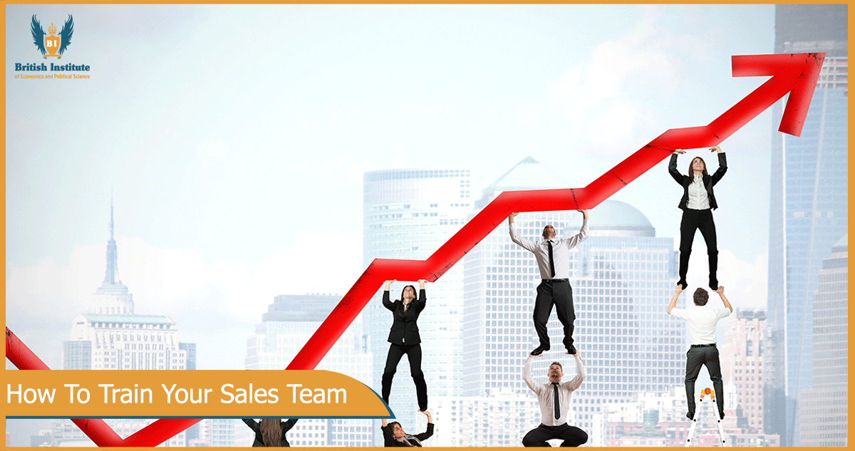 How To Train Your Sales Team